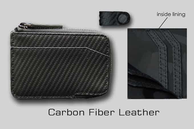 Carbon Fiber X-Pocket