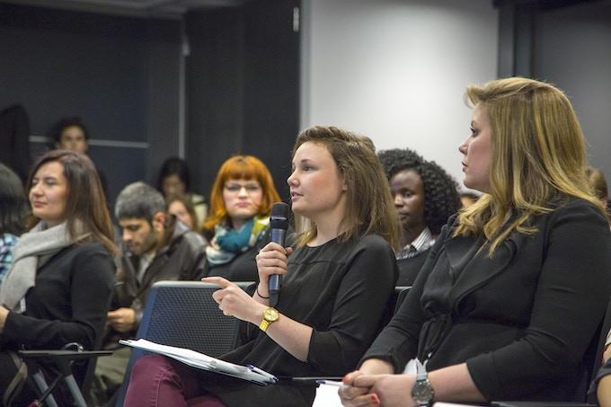 Women's Pitch Night - Women in Tech Week 2017