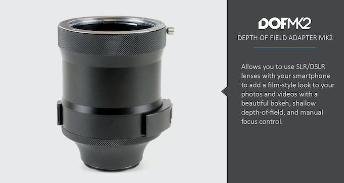 Beastgrip DOF Adapter MK2 & Pro Series 1 33X Anamorphic lens by