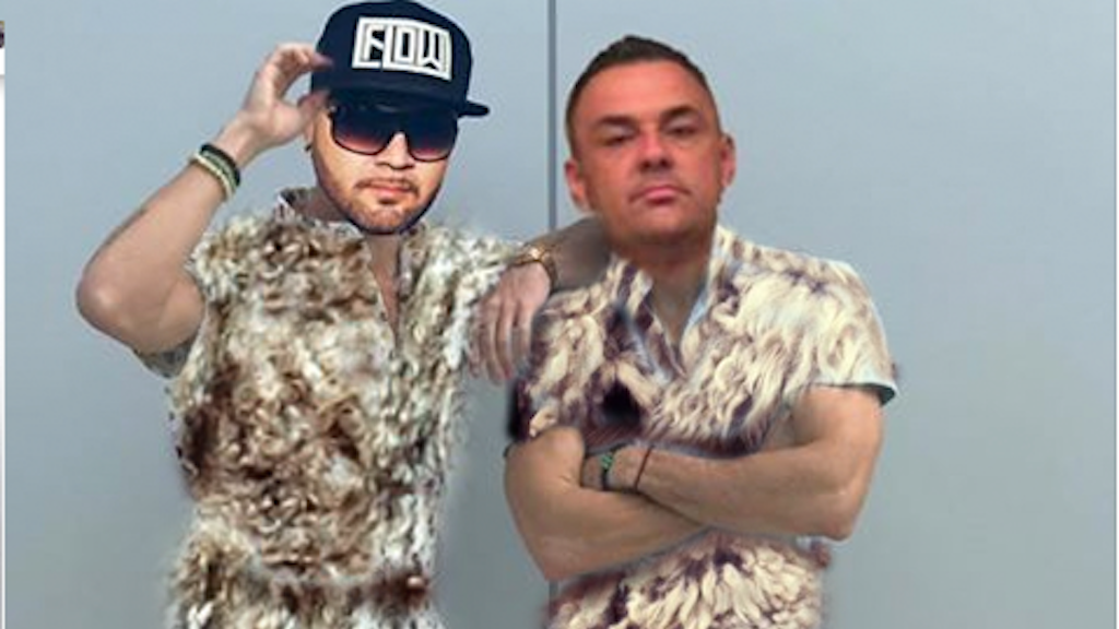 Project image for Cave Bro Romper