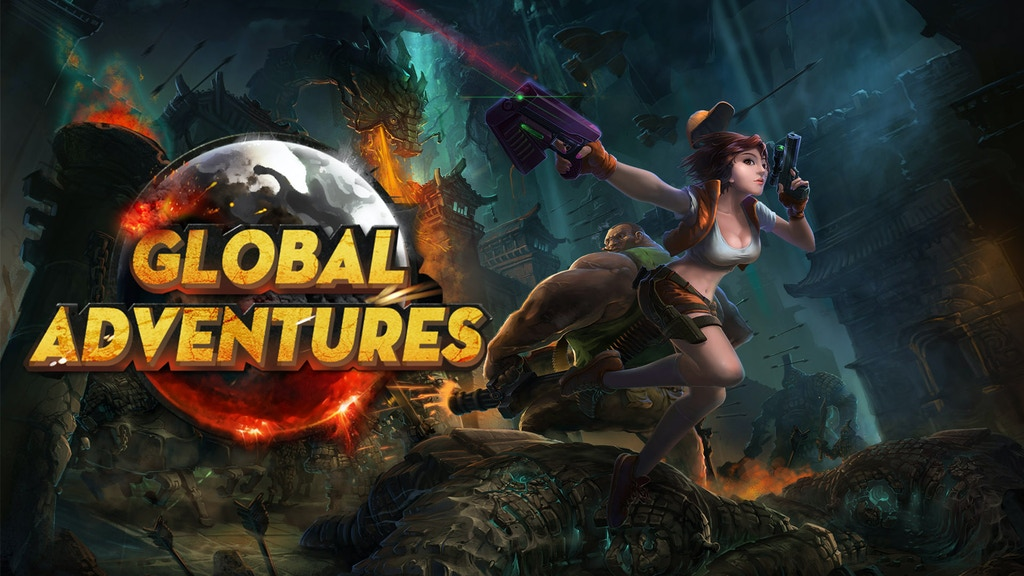 Global Adventures - An Action Packed PC MMO project video thumbnail