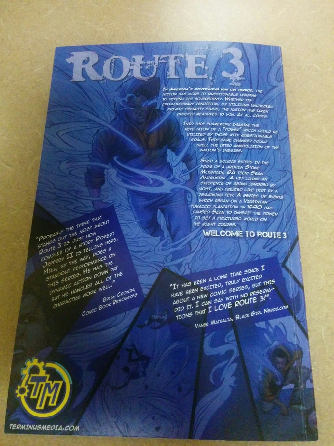 Back of Route 3: Vol 1