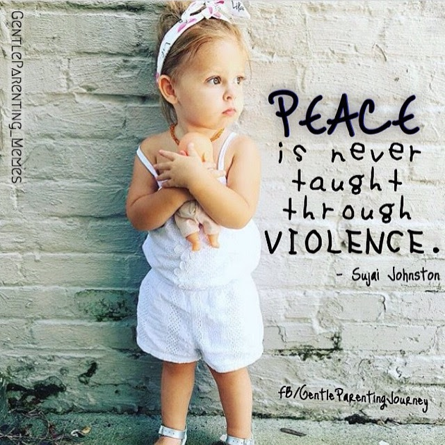 Featuring Child Advocate & Parent Coach Sujai Johnston (quote), and Instagrammer @loving_littlelila (image)