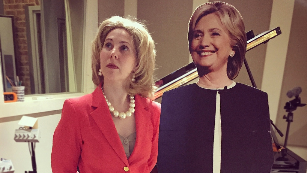 Witness: Hillary's Song Cycle project video thumbnail