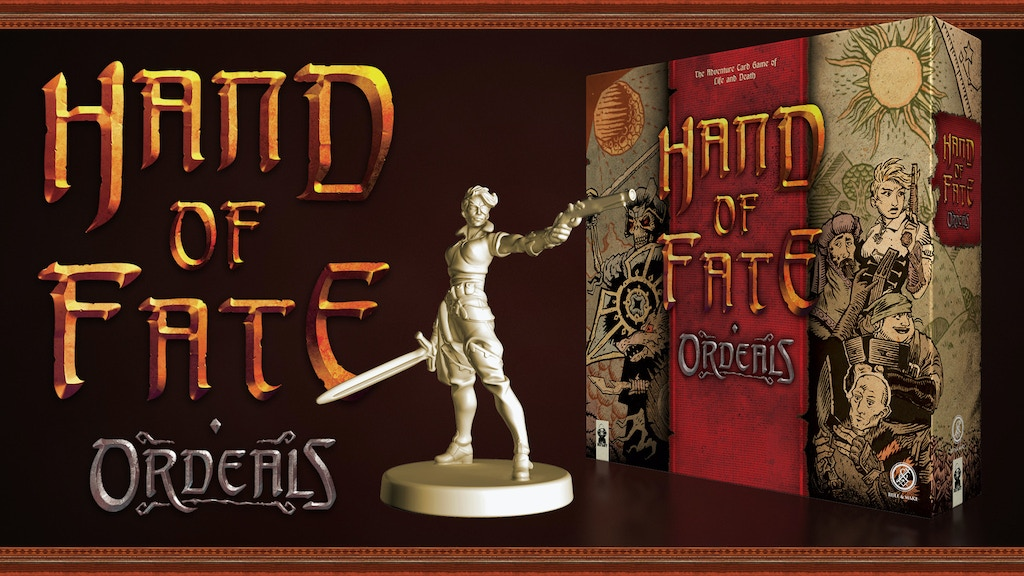 Hand of Fate: Ordeals project video thumbnail