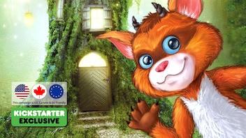 GameTale: A Magical Gamebook for Little Children
