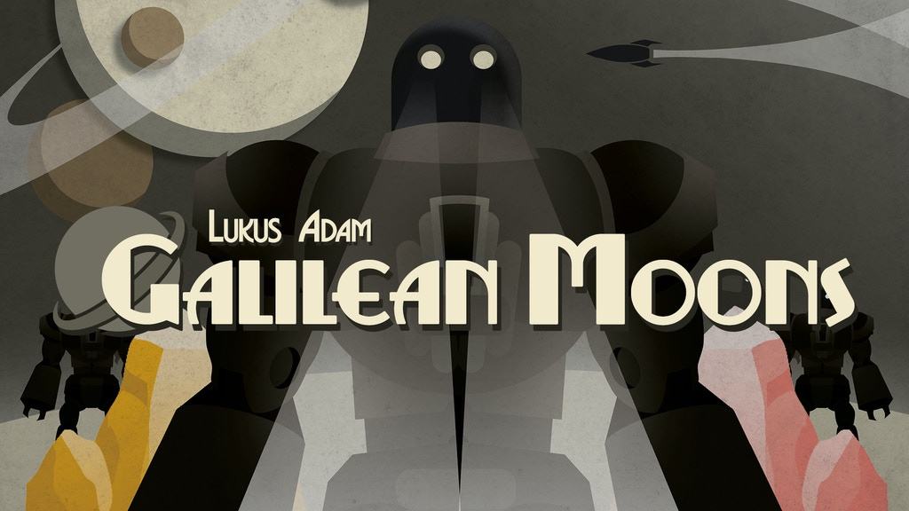 Galilean Moons - A Board Game of Galactic Mining project video thumbnail