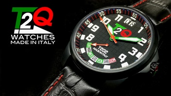 T2Q Watches Episode #1 - Italian design with a Swiss heart