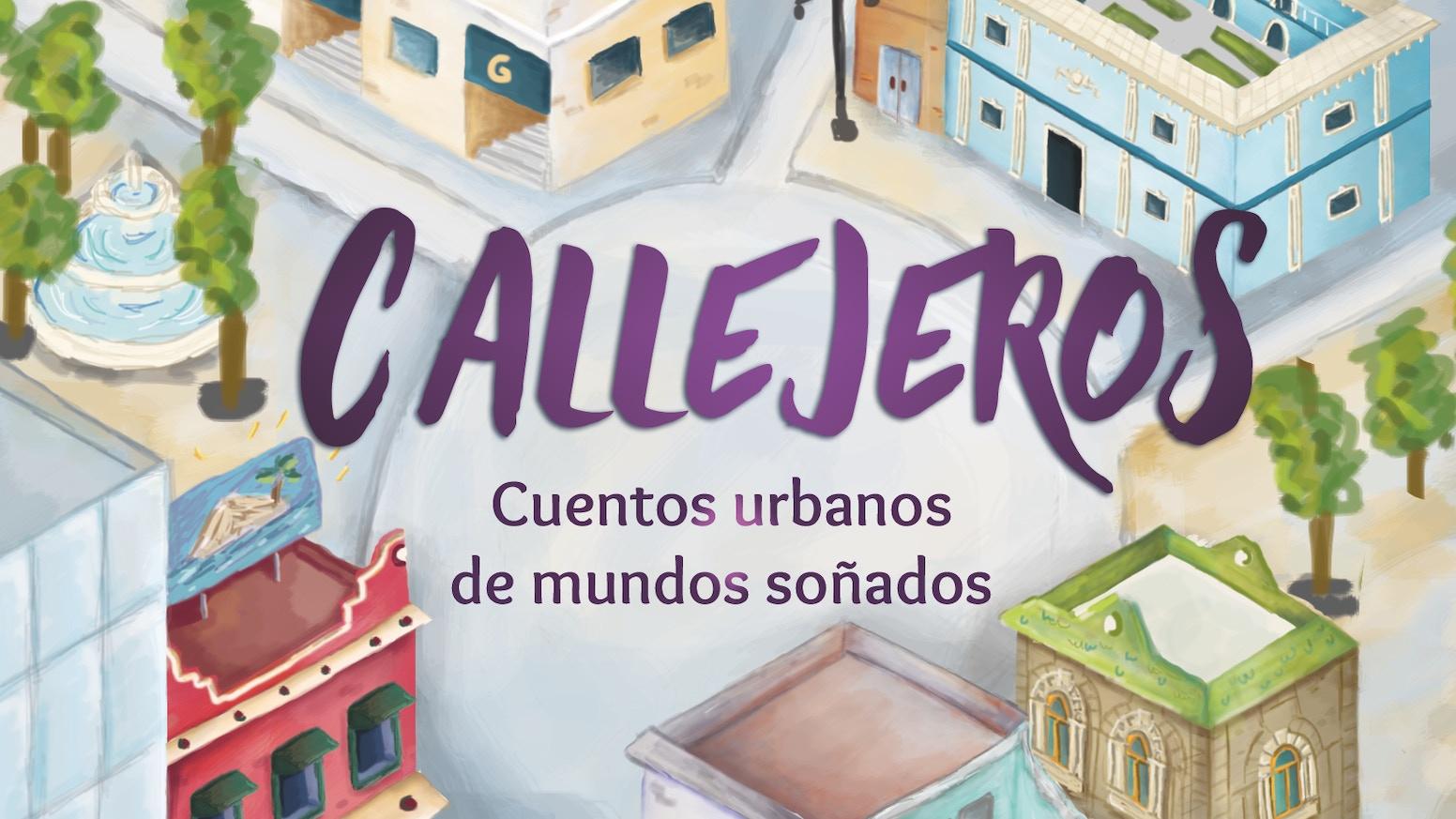 Callejeros preserva el idioma de la ciudad. La esencia de la calle trasciende mediante 18 cuentos, que con tu ayuda irán de la pantalla