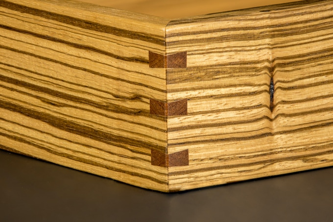 Small Triple Dovetail