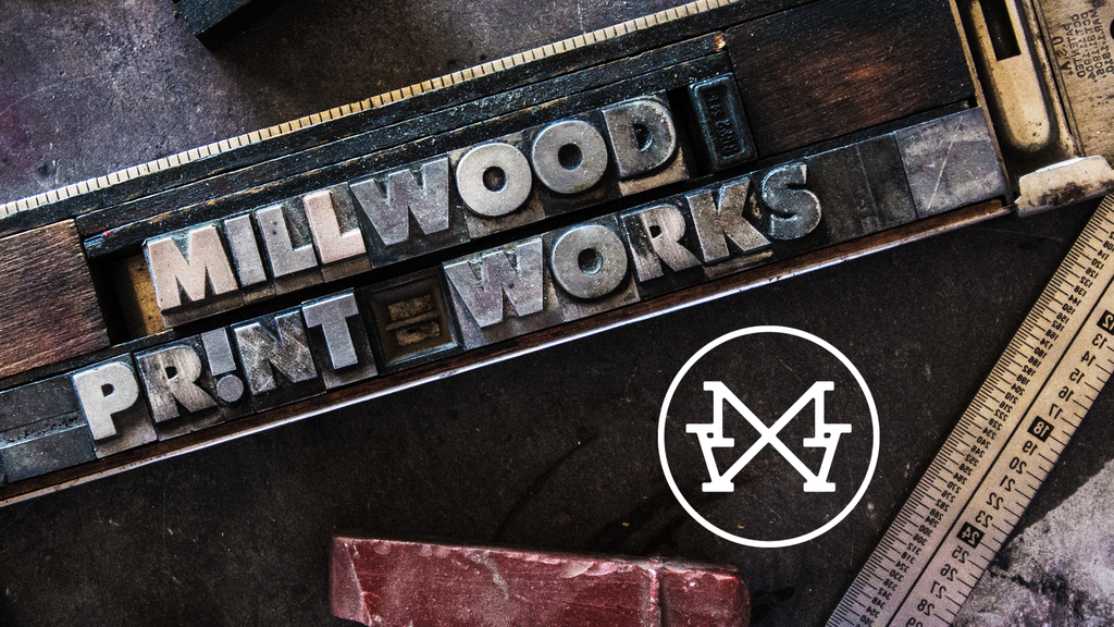 Millwood Print Works | A Community-Focused Print Shop project video thumbnail