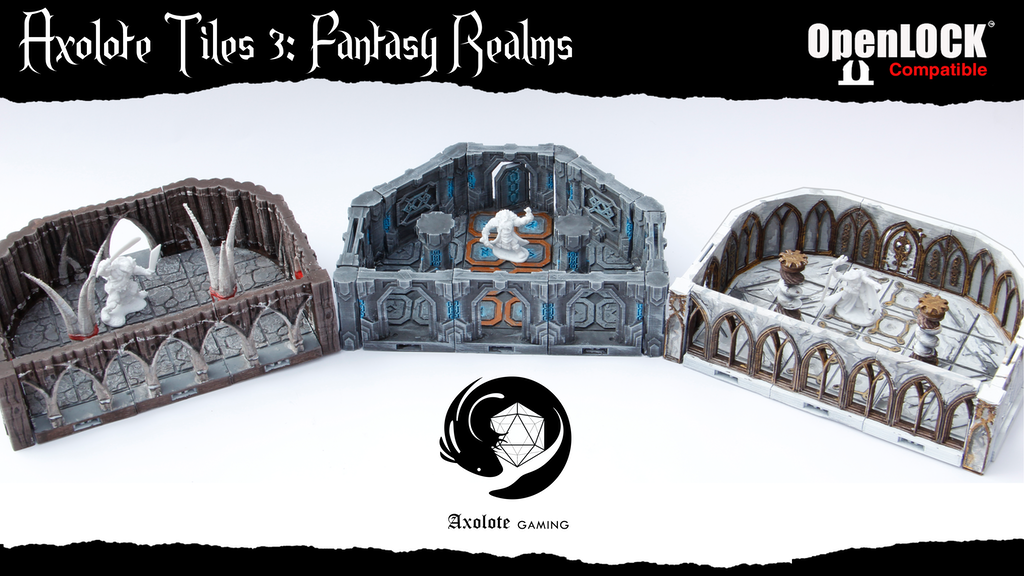Axolote Tiles 3: Fantasy Realms project video thumbnail