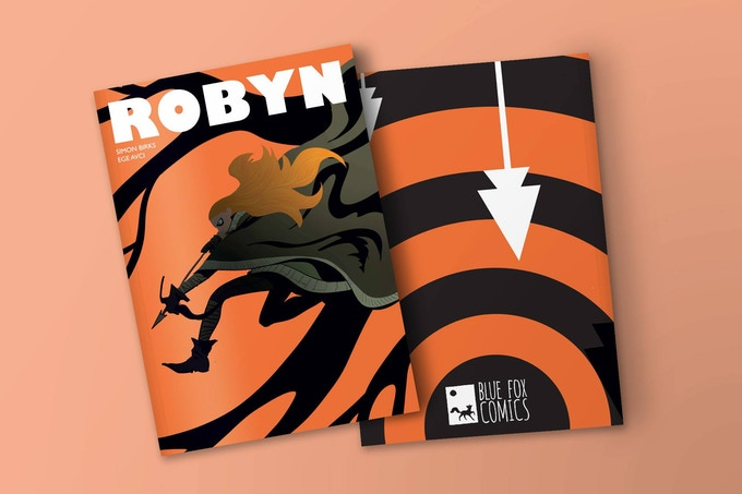 Robyn #1 - Grasping the Nettle