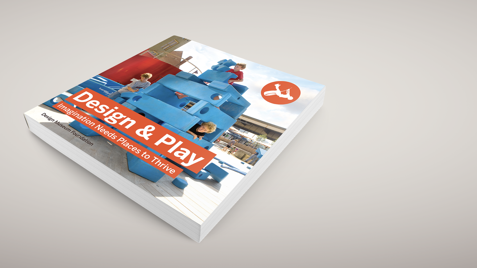 Design & Play is a book about design and the importance of outdoor play, featuring 40 case studies of extraordinary playscapes & more.