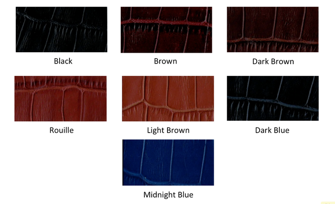 Available Strap Colors