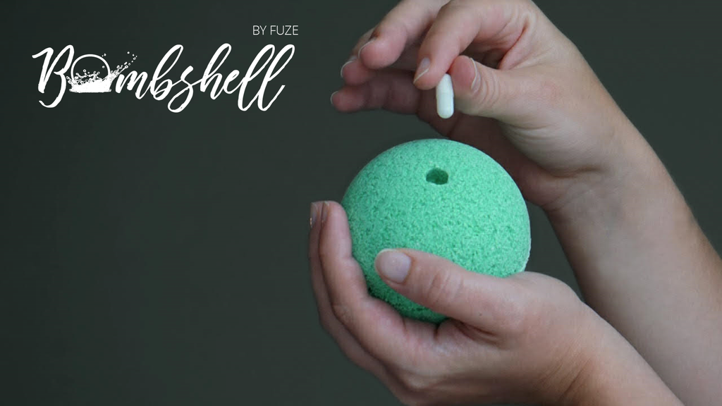 Bombshells: Customizable Bath Bombs project video thumbnail