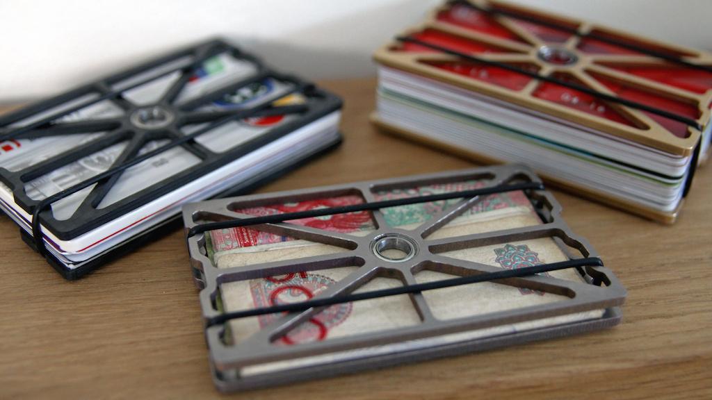 Revolution - Fidget Spinner Wallet project video thumbnail