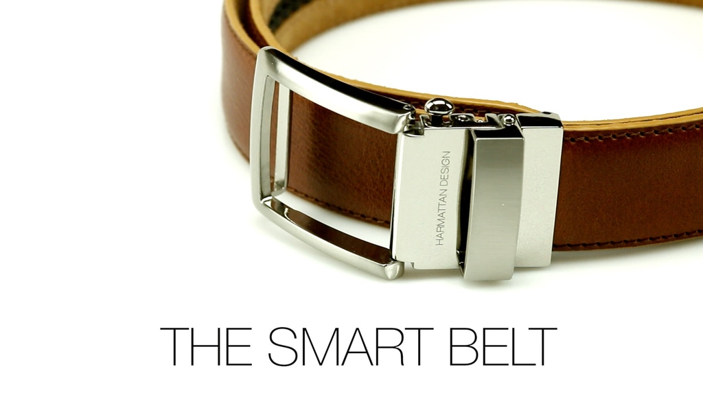SMART BELT - Kevlar® Core Indestructible & Micro Adjustment