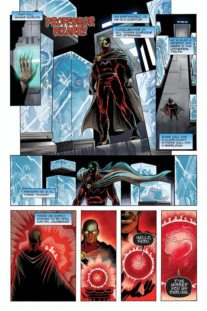 The Power Company #1 Page 2