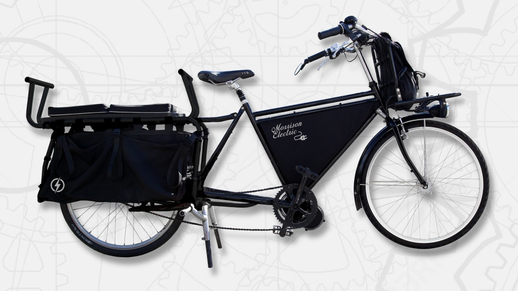 Project image for Morrison Electric Cargo Bike
