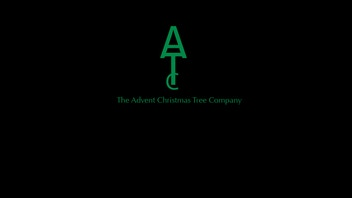 The Advent Christmas Tree