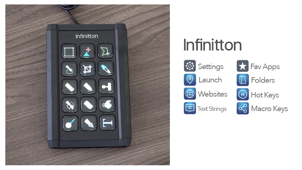 Infinitton - A Smart Touch Screen Keyboard project video thumbnail
