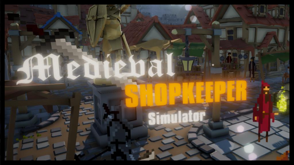Medieval Shopkeeper Simulator project video thumbnail