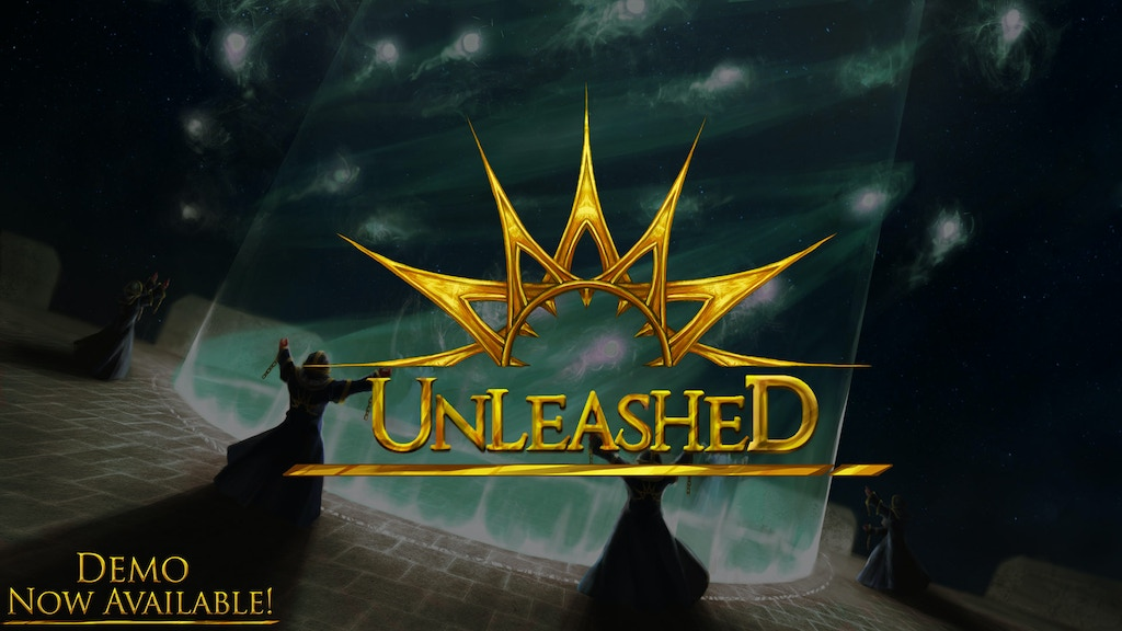 Unleashed: sins & virtues RPG project video thumbnail