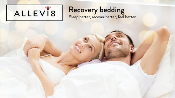 Allevi8 - Recovery Bedding