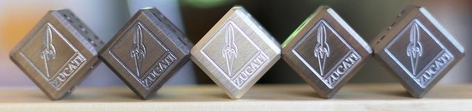 Zucati Rocket Logo