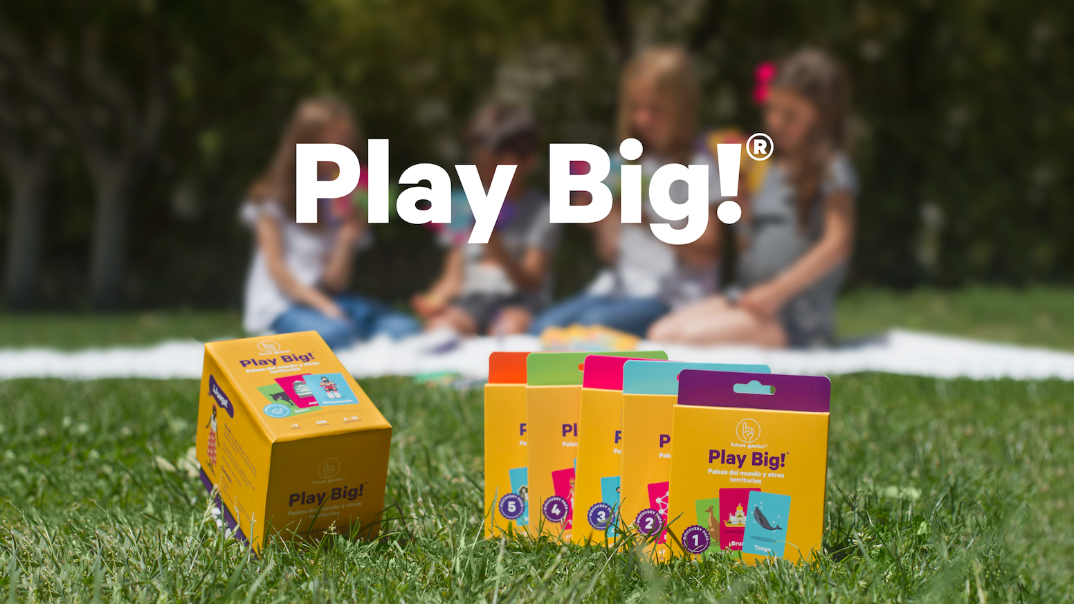 play big the game to raise smart and curious kids by future