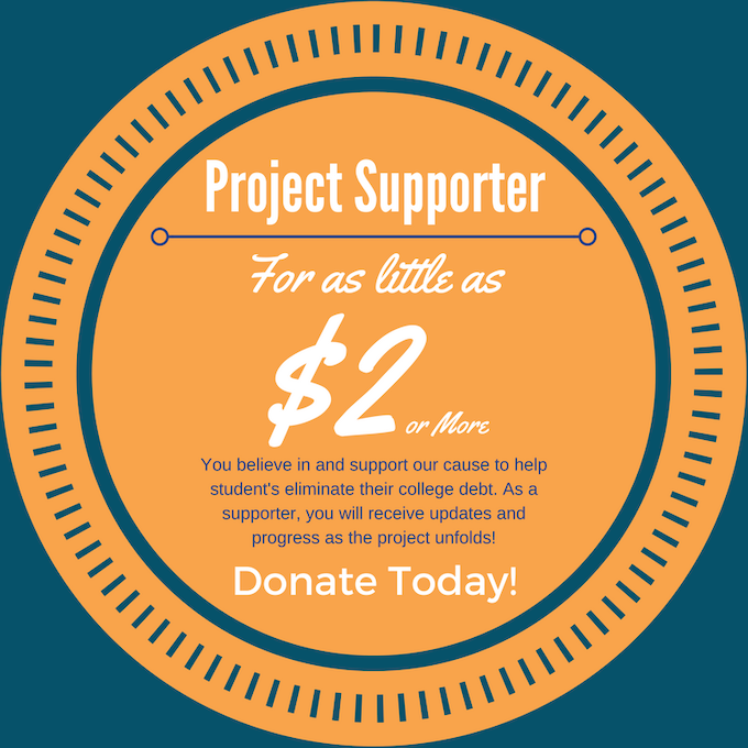 Project Supporter - Only $2!