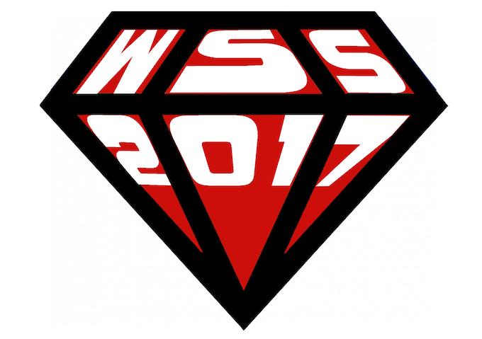 WSS 2017 Pin Badge design