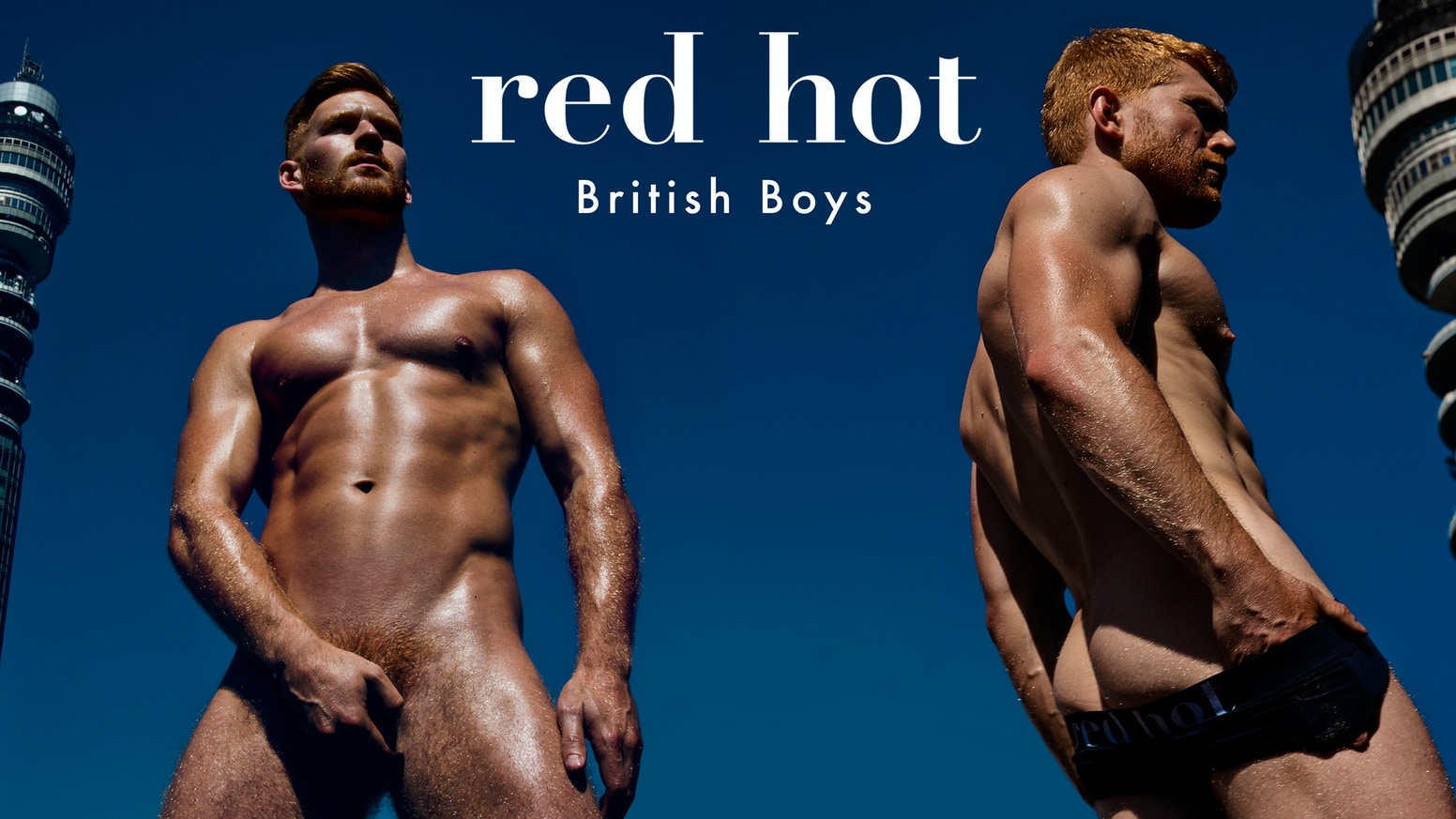 Hot naked redheads men — 10