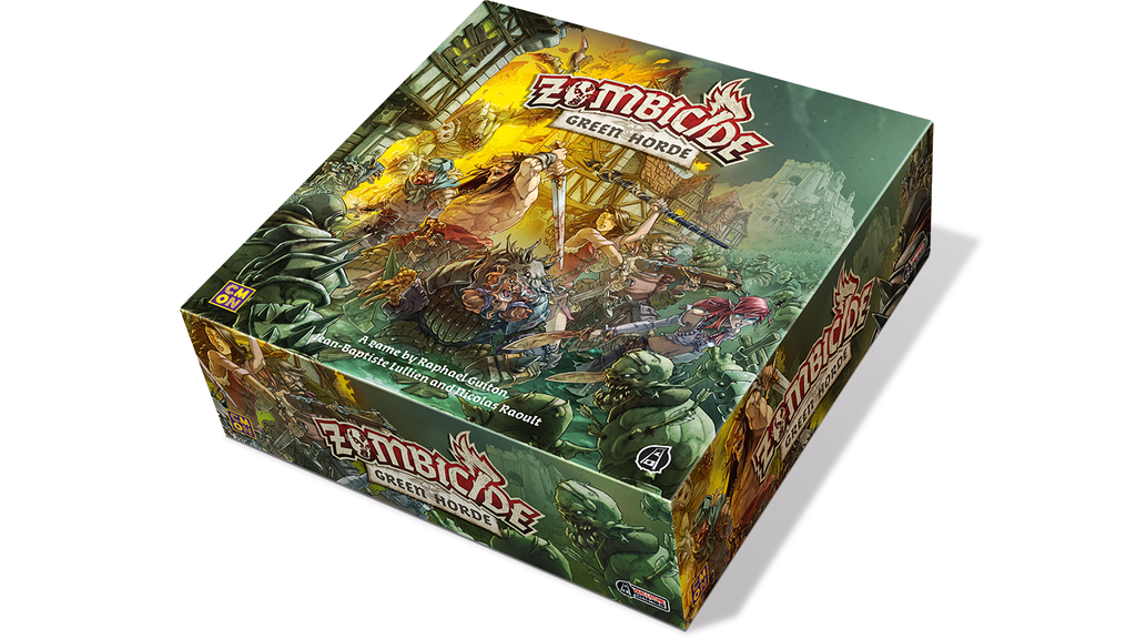 Zombicide: Green Horde project video thumbnail
