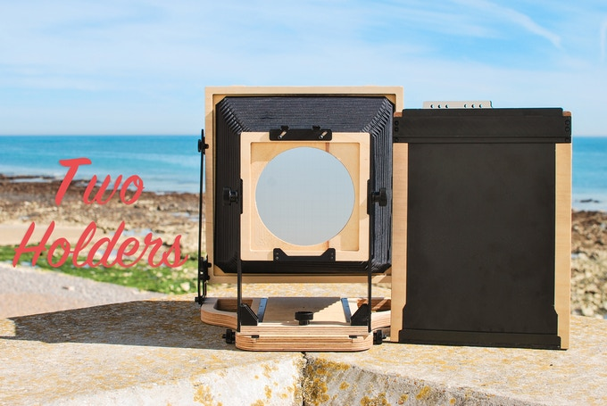 Intrepid 8x10 Camera An Affordable Large Format Camera By The