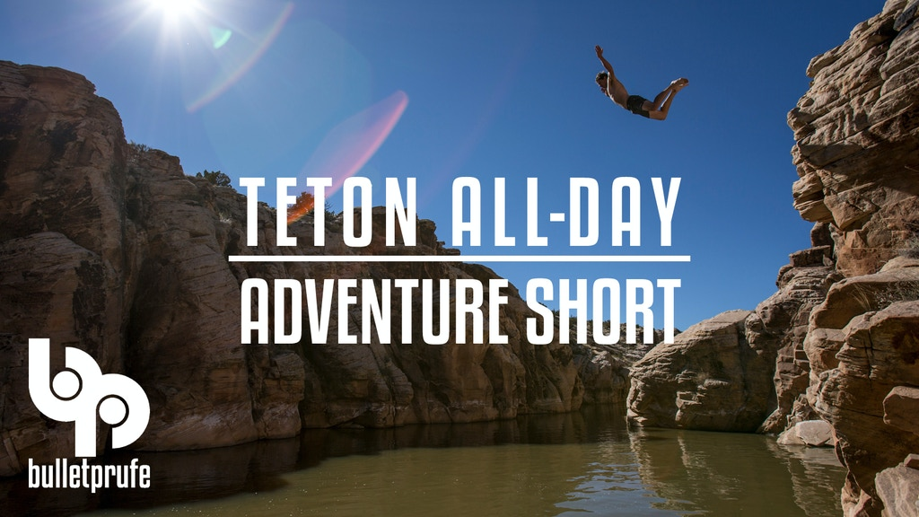 Bulletprufe All-Day Teton Short project video thumbnail