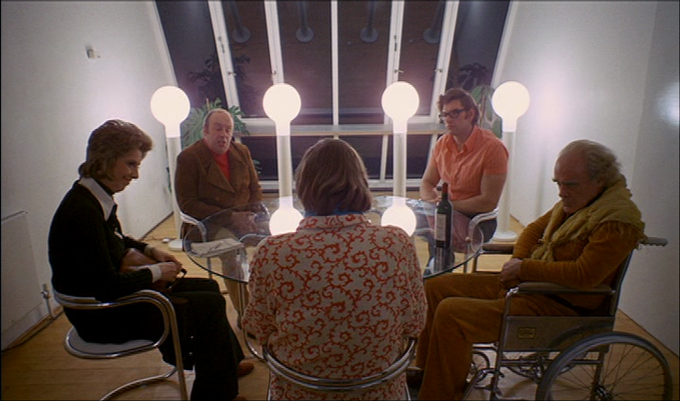 Stanley Kubrick's A CLOCKWORK ORANGE (1971)