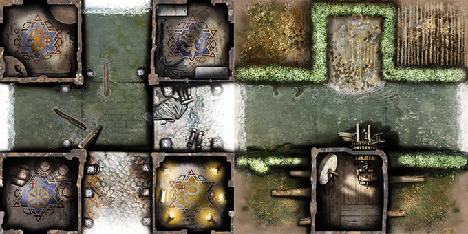 Zombicide Green Horde By Cmon Kickstarter
