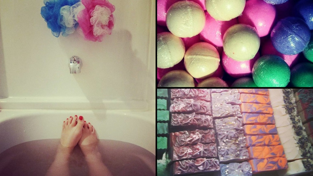 Soap On and So Forth: A handcrafted bath experience. project video thumbnail