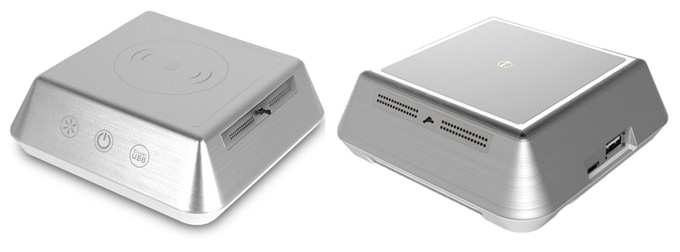 Two Models: IA-350W Wireless Charger, IA-250 No Wireless Charger