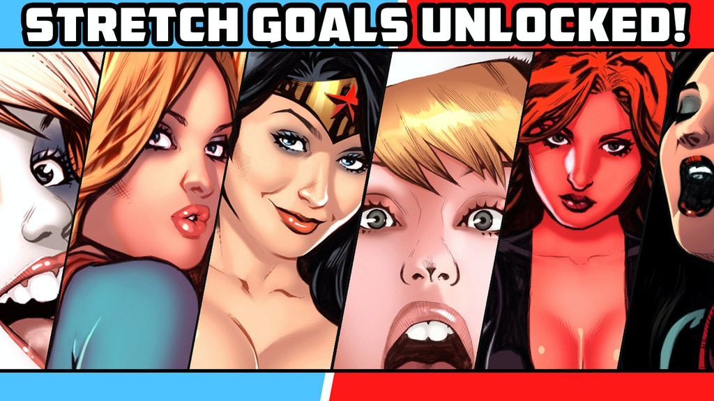 A set of erotic comics featuring gorgeous superheroines, brash bad girls, amazing amazons and femme fatales written and drawn by Shade!