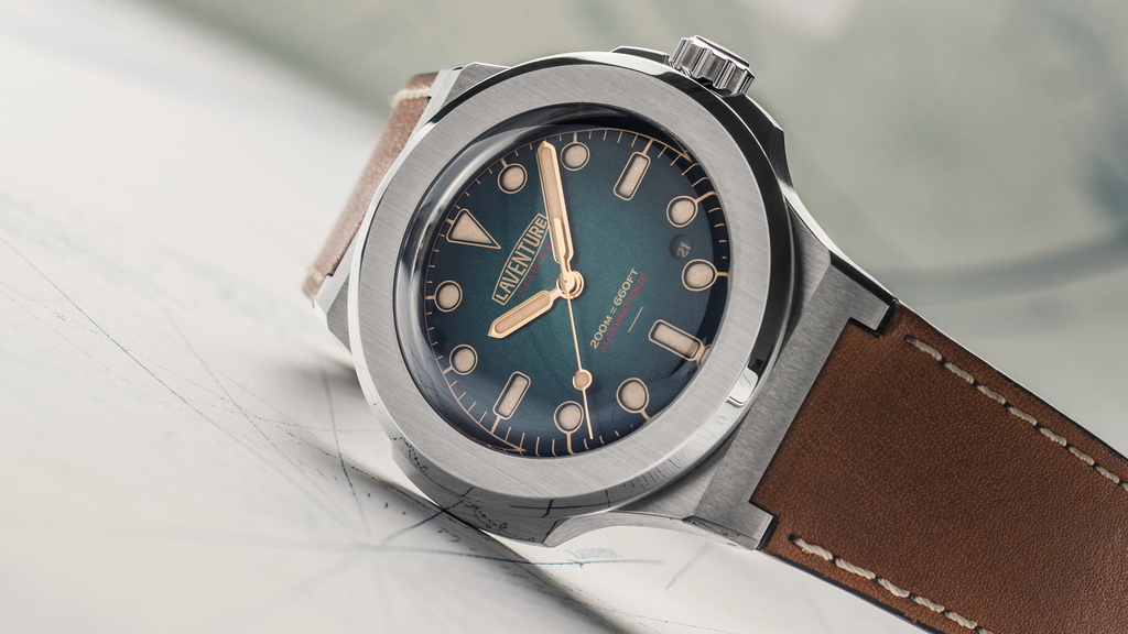 LAVENTURE Watches // Timepieces for Explorers // Swiss Made project video thumbnail