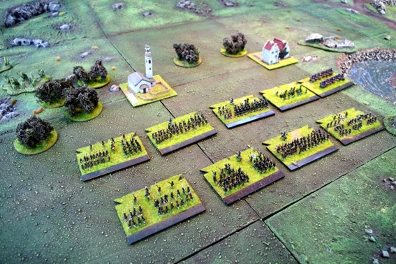 Terra-Formers the foundations of great wargames terrain by Chris