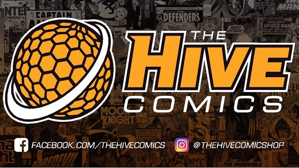 Project image for Odessa, TX NEEDS a Comic Shop! Support The HIVE.