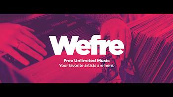 Wefre - Música iIimitada Gratis
