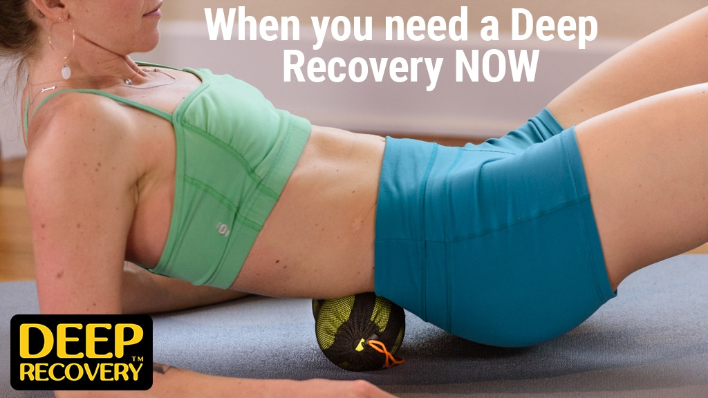 When you need a Deep Recovery NOW project video thumbnail