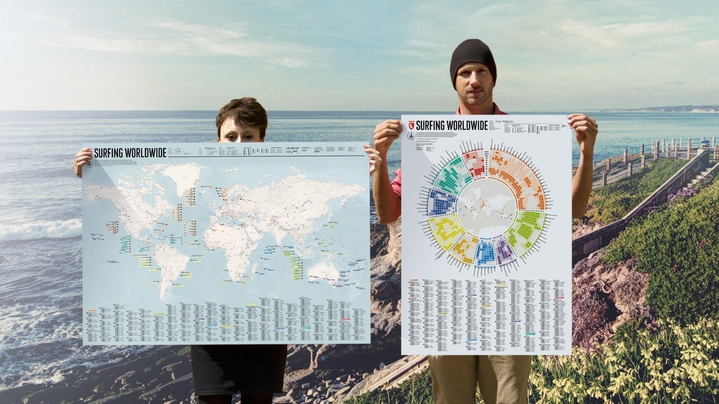 Surfing Worldwide – showing you when and where to surf project video thumbnail