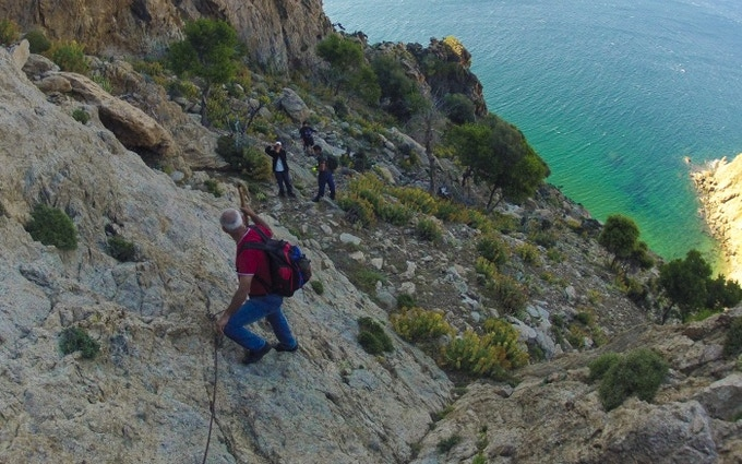 Samothrace's Mountaineering Club