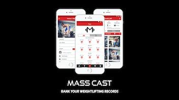 Mass Cast App